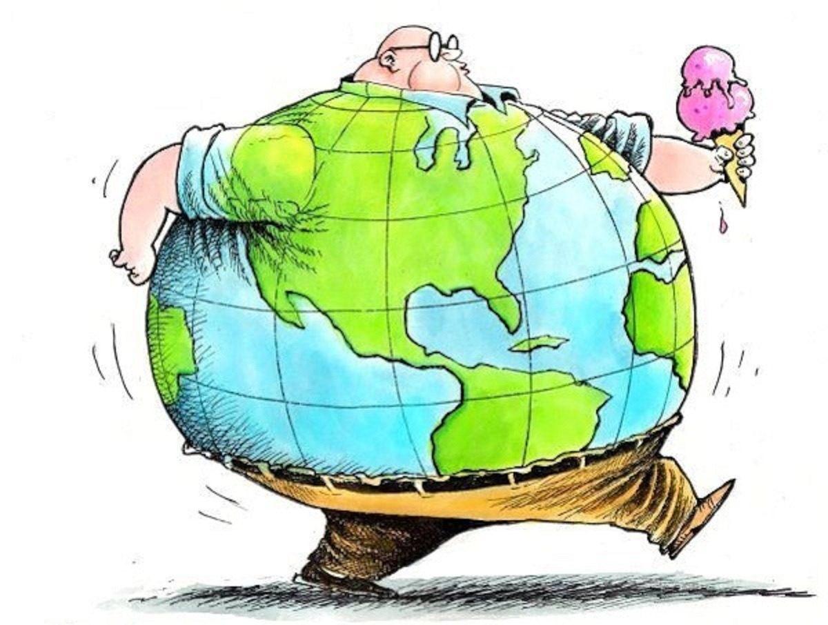 Obesidade, saiba tudo sobre essa epidemia!
