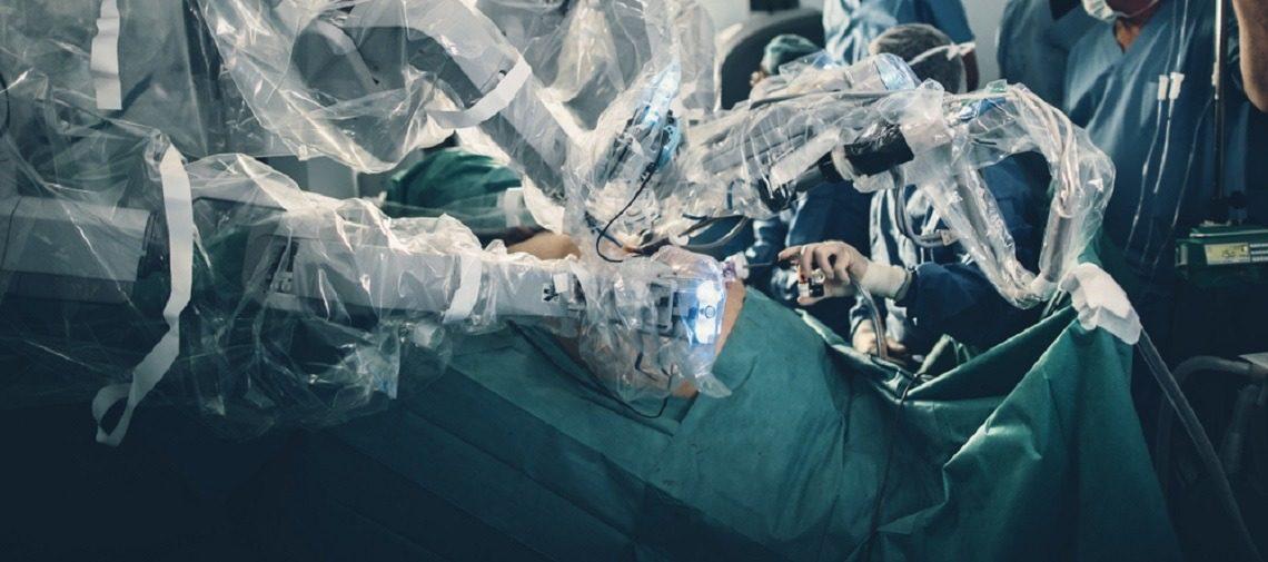 Cirurgia bariátrica e cirurgia robótica: o futuro já é hoje